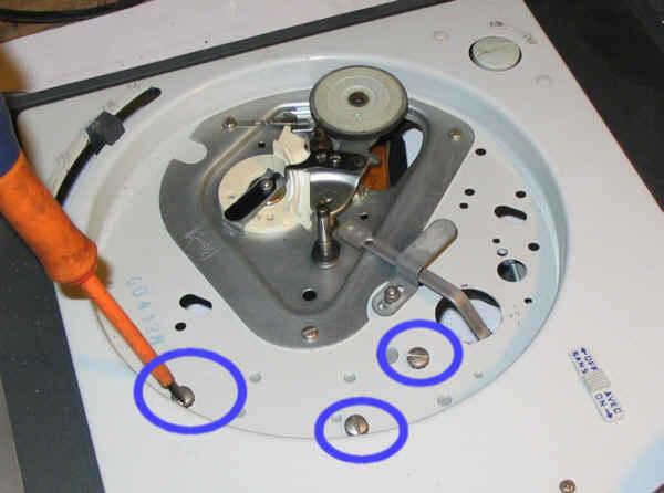 Et voil l 39 ampli r cup r j 39 ai conserv le blind d 39 entr e pour - Ampli pour tourne disque ...