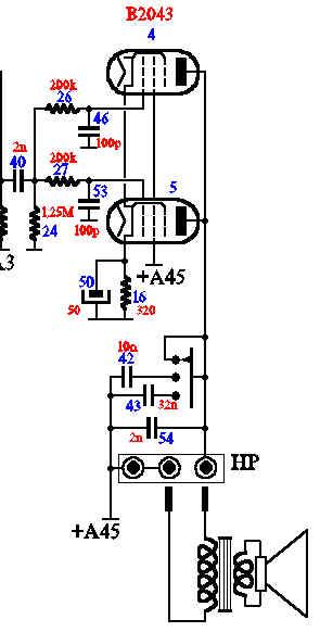 philips 634c - reconstruction du ch u00e2ssis 41499