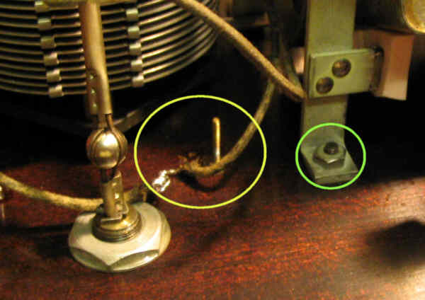 rca type radiola 24   panneau avant
